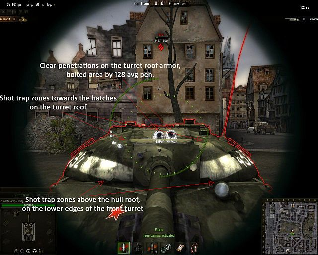 Is 3 Is Op Heavy Tanks World Of Tanks Official Forum