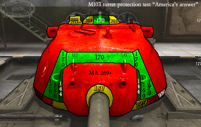 m103 - the Beastly all rounder - American Tanks - World of Tanks