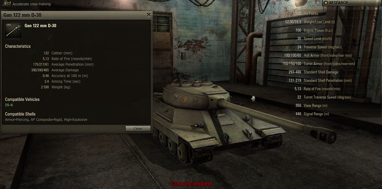 Wot is6 Matchmaking