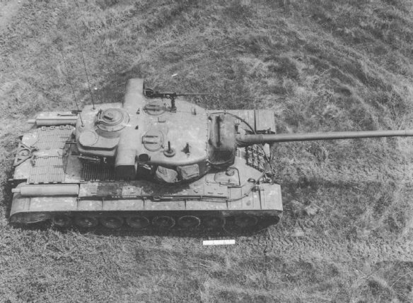 Hills are my armor – The T29 heavy tank | WOT Armory